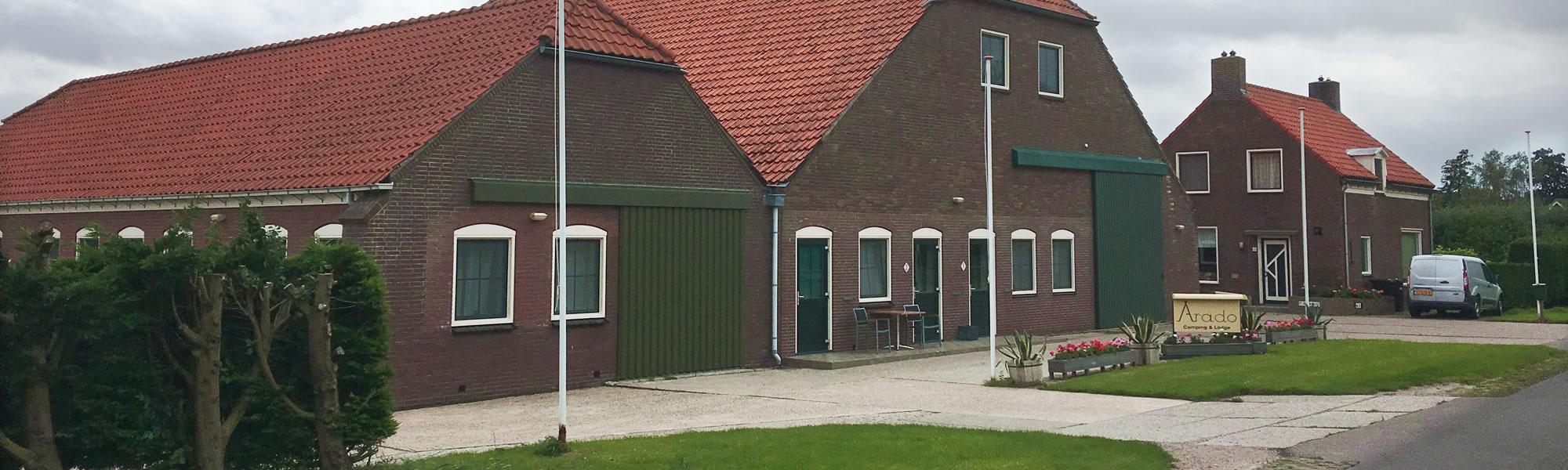 Lodge 61- Boerderij