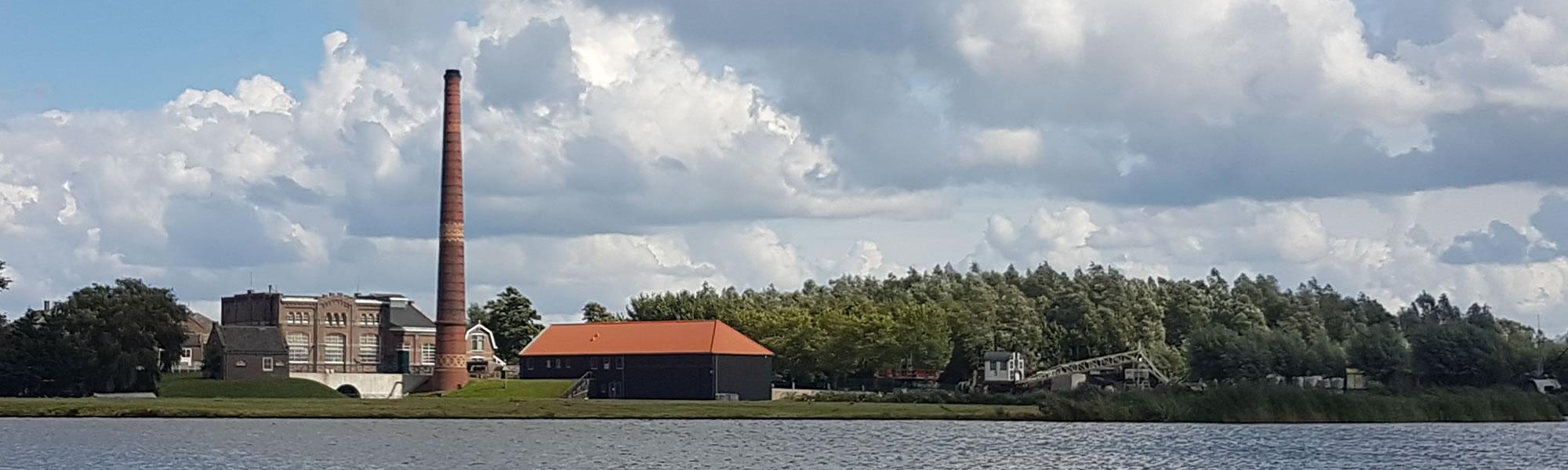 Lodge 61 - Stoomgemaal